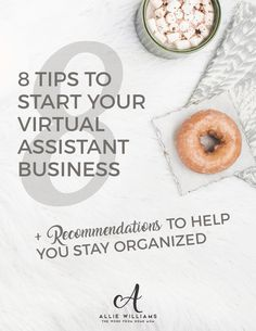 "This is going to be a beast of a post because starting your virtual assistant business is NOT something to be taken lightly. I wanted to create a step by step guide for those of you who feel like, ""I want to do this but I have no idea where to start!"" I k"