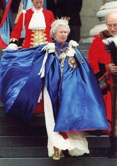 Queen Elizabeth II~~ love this one. Hm The Queen, Royal Queen, Her Majesty The Queen, Save The Queen, King Queen, Windsor, Elizabeth Philip, Queen Elizabeth Ii, Commonwealth
