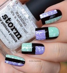 35+ Eye Catching Nails Art Ideas You Must See