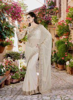 Delectable Jacquard Silk Designer Saree