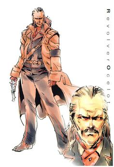 Character designs you like (pics preferred) - Page 5 - NeoGAF