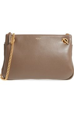 Mulberry  Winsley  Leather Shoulder Bag available at  Nordstrom Mulberry Bag ef8f0c5908a7