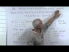 N J Wildberger Research Snapshot: The power method for Diophantine equations - YouTube