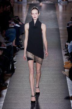 Paris Fashion Week Fall 2013 Runway Looks - Best Paris 2013 Runway Fashion - Harper's BAZAAR