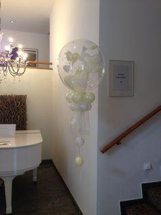 Bubble Ballons Mit Herzen Als Luftballons Dekoration Zur Hochzeit Für  Foyer, Saal Und Tischdeko | Location: Insel Hannover Maschsee