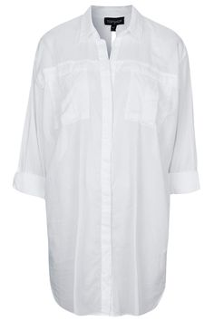 Split Back Beach Shirt