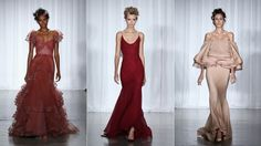 (middle) Zac Posen: For the Benevolent Empress of a Magical Realm in You