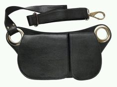 Leather hip or cross shoulder bag My Bags, Purses And Bags, Clutch Bag, Crossbody Bag, Hip Bag, Leather Pouch, Small Bags, Tote Handbags, Messenger Bag