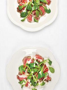 Ricardo's recipe : Beef Tataki