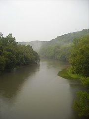 Elk River - West Virginia - the most peaceful & relaxing place in the world <3