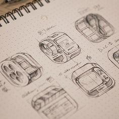 icon design, nice hand drawing