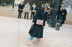 Phil Oh's Best Street Style Photos From Paris's Fall 2018 Menswear Shows  Vogue Runway
