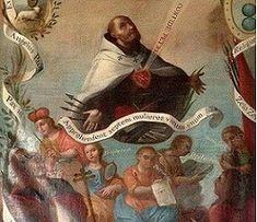 San Pedro Tomás, obispo carmelita.