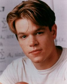 matt damon good will hunting - Google Search