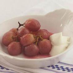 Roasted Grapes Recipe