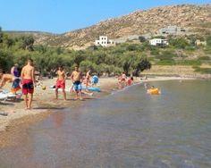 Agriolivado beach