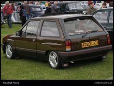 Vauxhall Nova SRi Classic Motors, Classic Cars, Retro Cars, Vintage Cars, Super Nova, Hatchbacks, Classic Car Insurance, Power Cars, General Motors