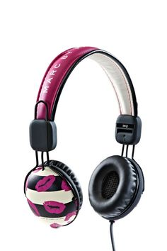 Marc by Marc Jacobs headphones