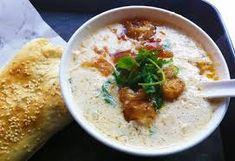 Chinese Food, Japanese Food, Food Therapy, Food Art, Hummus, Oatmeal, Recipies, Food And Drink, Menu