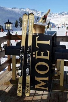 Not seen in Meribel yet but no surprises if it does turn up here