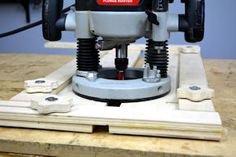The Ultimage Router Jig for Dados & Slots