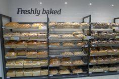 Freshly baked bread by J Sainsbury, via Flickr
