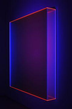 """moodboardmix: """" Regine Schumann Fluorescent Acrylic Glass Art! """""""