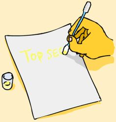 Annual Pack Campout??? Spy/CSI (Cub Scout Investigators) - Spy Theme: How to make invisible ink