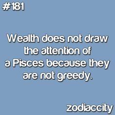 Absolutely true...money is the root of all evil!