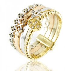 Anéis de Ouro Masculinos e Femininos