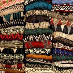 Mystery Surprise Hipster Sweater-