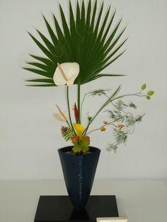 Photo from Ikenobo Ikebana Society Los Angeles Chapter