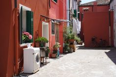 Burano as it is, with the eyes of a stranger