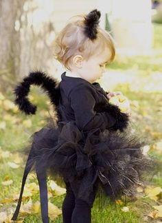 black cat costume!