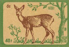 hungarian matchbox label | OldBrochures.com