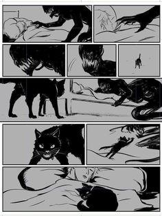 How cute - Comics And Cartoons Sad Comics, Comics Story, Short Comics, Funny Comics, Animals And Pets, Funny Animals, Cute Animals, Cute Stories, Funny Cute
