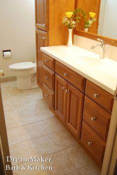Cool Mosaic Tiled Shelf In This Shower  Shower & Bathing Areas Stunning Utah Bathroom Remodel Design Decoration