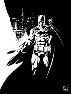 Batman - Ron Salas