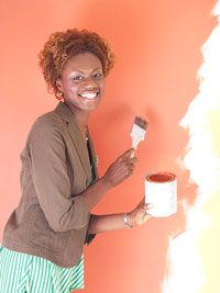 How to Paint (Just About) Anything: Wood, Laminate, Brick -- You Name It!
