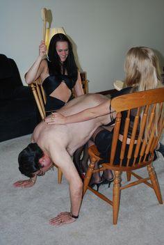 Wild hardcore hairbrush otk spanking