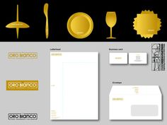 Concept design of a bakery for the brand ORO BIANCO, located in Italy. Merchandasing.