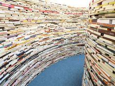 V Londýne vybudujú bludisko z 250.000 kníh   Martinus.sk Blog