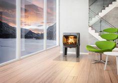 #Jøtul #gietijzeren open #haard Nominatie Honours Award for Design Excellence De uit Kråkerøy afkomstige fabrikant van kachels en haarden Jøtul, heeft een openhaard van gietijzer gemaakt met een panoramisch zicht op het vuur. Jøtul is hiermee genomineerd voor de Honours Award for #Design #Excellence. Meer informatie over #haardentrends http://www.wonenwonen.nl/haarden/jotul-gietijzeren-open-haard/9508