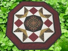 quilt block, quilt idea, quilt creation, quilt tablecloth