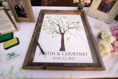 Check out Justin and Courtney's wedding video at 3ringweddings.com