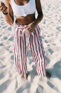 Trendy Ideas For Moda Femenina Verano Playa Vestidos Summer Fashion Outfits, Spring Summer Fashion, Spring Outfits, Trendy Outfits, Summer Maxi, Summer Dresses, Beach Fashion, Summer Beach Outfits, Cute Vacation Outfits