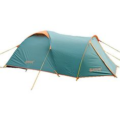 HIMALAYA Family Camping Tunnel Tent 34 Persons Doubledeck Outdoor Waterproof Traveling by car with a bedroom and a living room for Camping  Hiking  Trekking -- More info could be found at the image url.