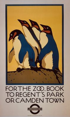 Print dimensions with border to allow for framing to taste. Packaged and delivered flat. Art Deco Posters, Poster Prints, Zoo Book, Ww2 Propaganda Posters, Zoo Art, Vintage London, 1920 London, Museum Poster, London Poster