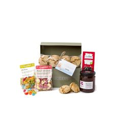 National Trust - The gardener's treats gift box