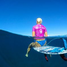 """Fiji was an amazing run, and probably my favorite event on tour. I was looking to do a bit better in the quarter finals but the tables…"""" Kitesurfing, Tatiana Weston Webb, Female Surfers, Surfing Pictures, Skateboard Girl, Sup Surf, Beach Images, Water Photography, Surf Girls"""